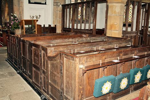 St Wilfrid S Ribchester