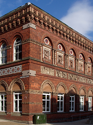 Wedgwood Institute Wikipedia